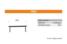 Tezgah Önü ve Baza Profilleri 1001