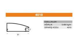 Frame Cover Profiles 4010