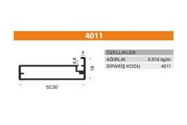 Frame Cover Profiles 4011