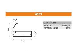 Frame Cover Profiles 4037