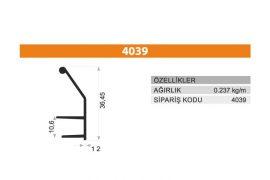Frame Cover Profiles 4039