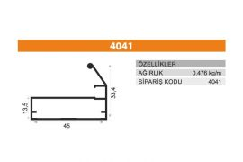 Frame Cover Profiles 4041