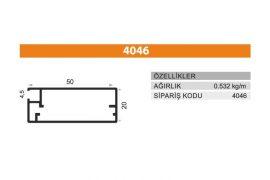 Frame Cover Profiles 4046