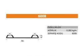 Rail Profilies 6008