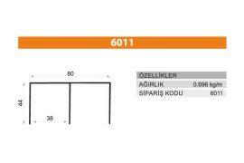 Rail Profiles 6011