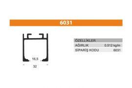 Rail Profiles 6031